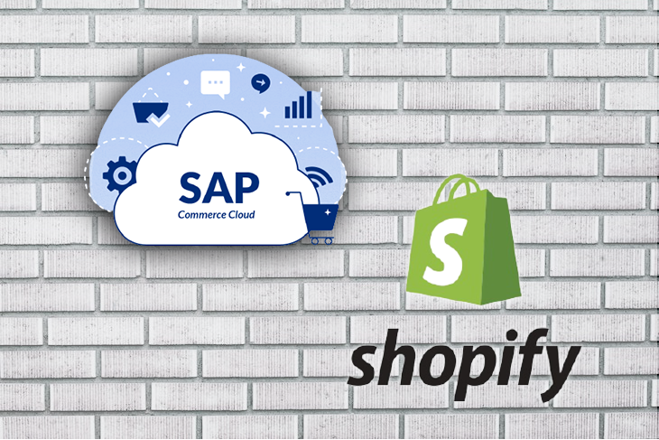 SAP Commerce Cloud vs. Shopify: A Comparison for Store Owners