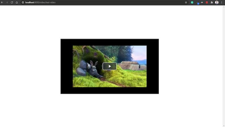 Video Player Redirect using ID link