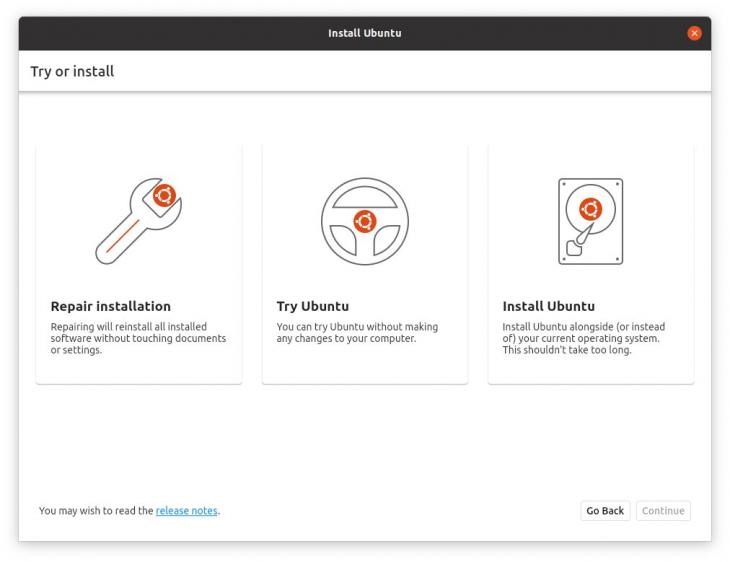 Flutter 2.0 Ubuntu installer