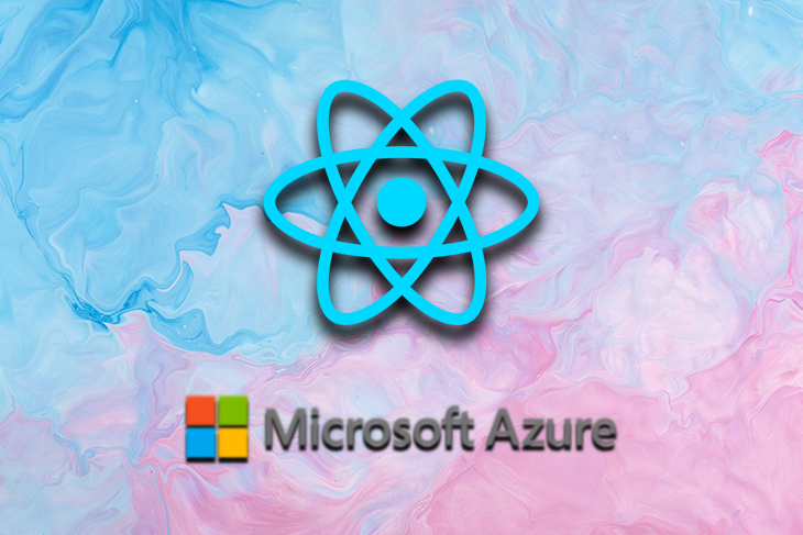 React Native and Microsoft Azure Logos