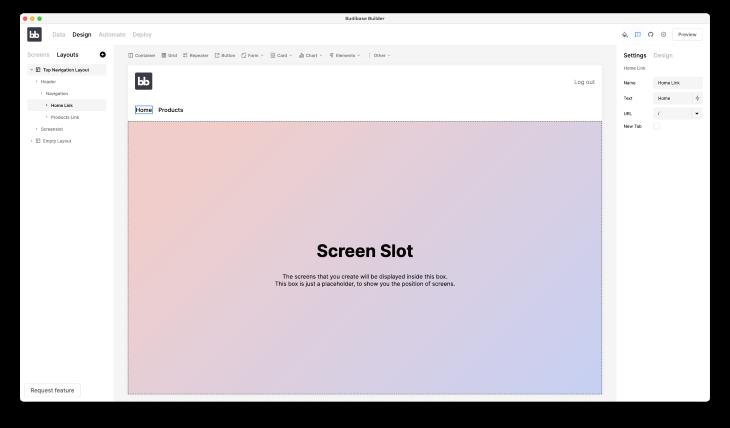 Design Layouts