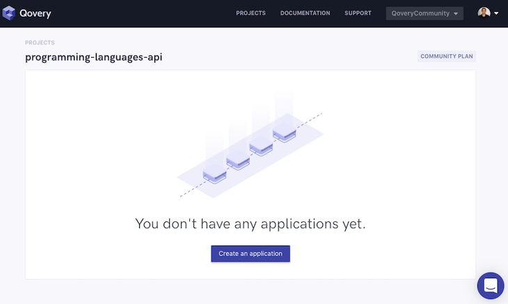 Qovery Programming Languages Api Go To Project Page