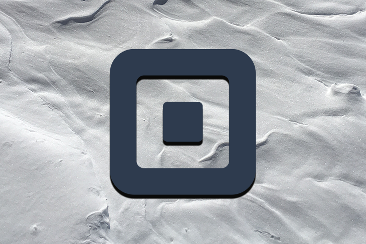 Symbol of a Concentric Square