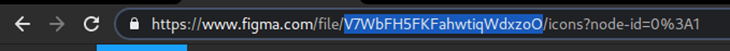 Figma file ID highlighted in URL