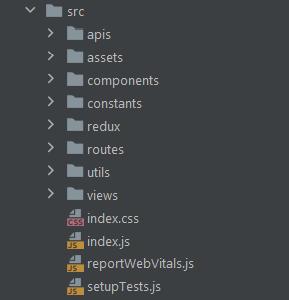 Final Folder Structure