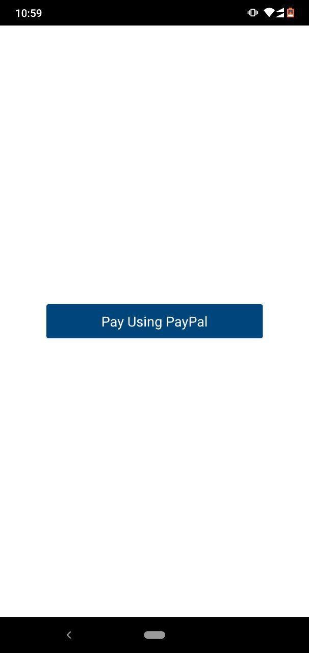 Paypal Button Output