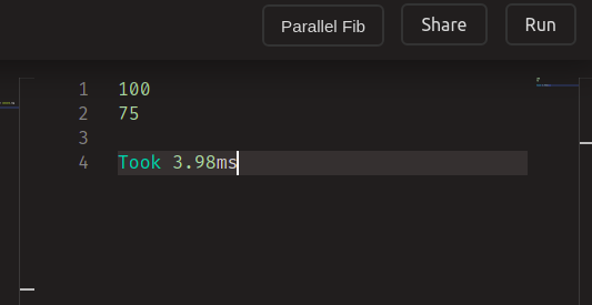 Took 3.98ms Output