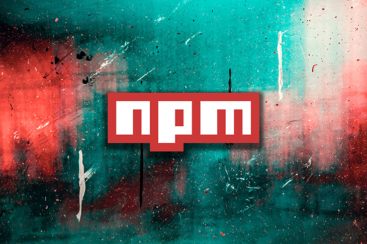 Using npm to create JavaScript icon libraries