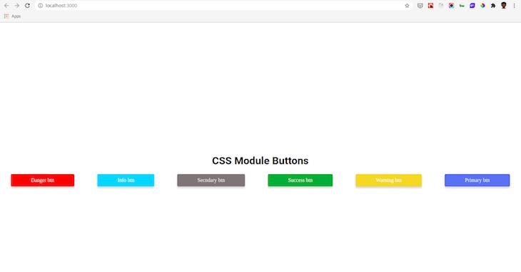 CSS Module Final App