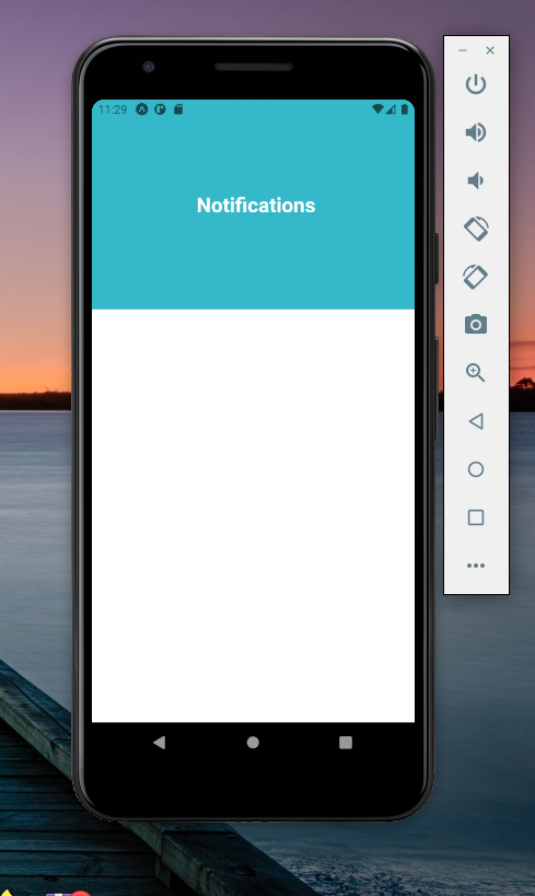 React Native Style Layout Display