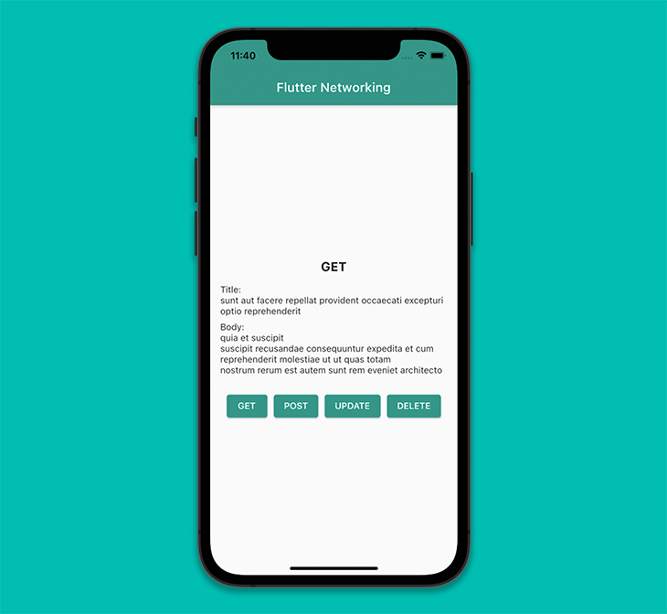 Example of the final app's UI