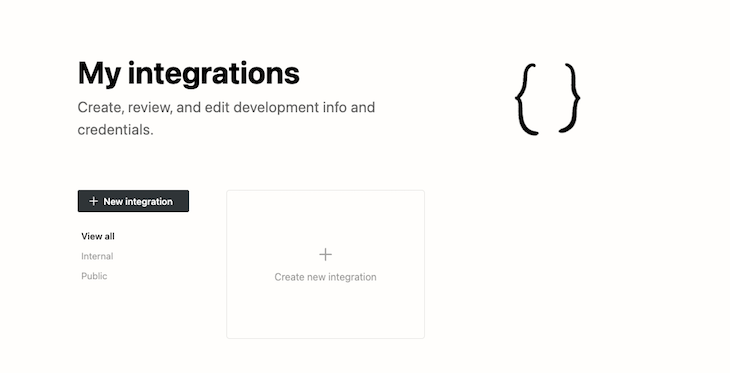 Set Up Tokens Integration