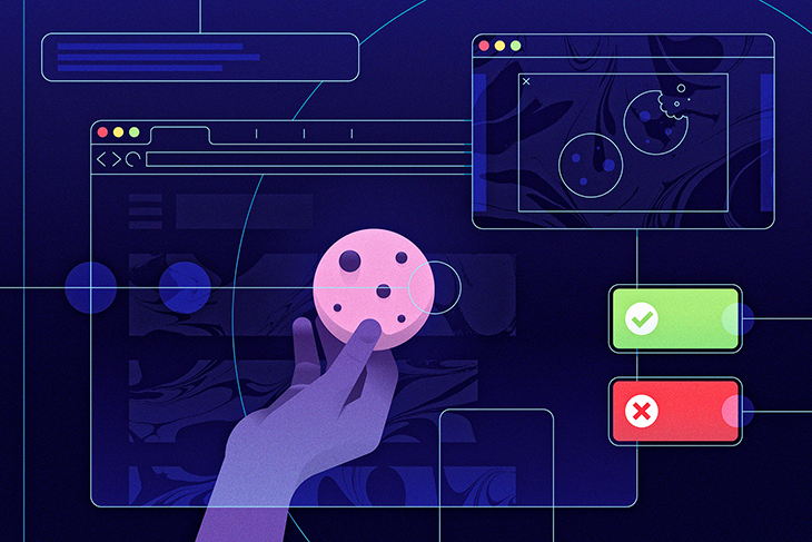 A quick overview of UI/UX best practices for cookie notifications