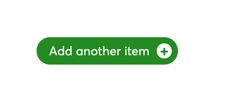 Add Another Item Icon