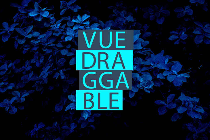 Getting Started with vue.draggable