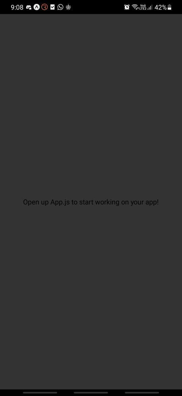 Open App.js Demo