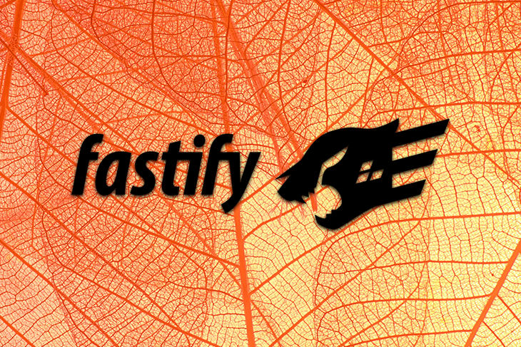 Fastify and Vite Logos